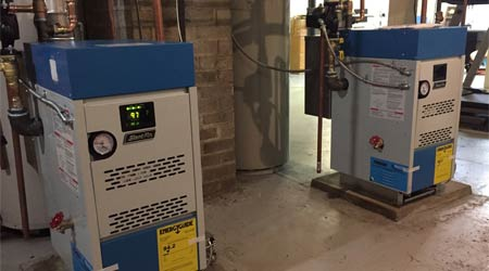 Hot Water Boiler Installation Minneapolis St Paul